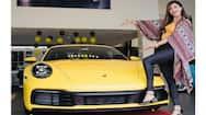 mamta mohandas buy a costly sports car