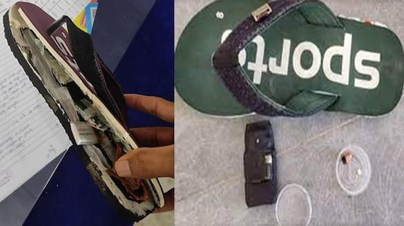 Bluetooth Chappals How Some Tried To Cheat In Top Rajasthan Exam pod