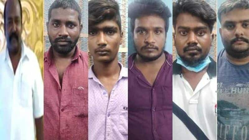 dindigul youth murder...DMK leader in the background