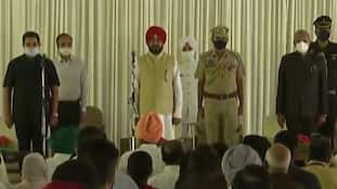 Punjab Cabinet expansion: 15 MLAs take oath as ministers in CM Charanjit Channi Cabinet-dnm