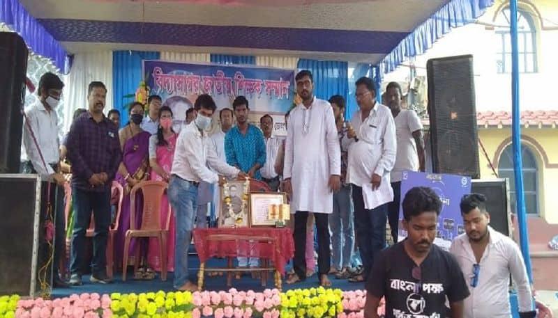 Bangla Pokkho Celebrated Birth anniversary of Vidyasagar all over Bengal bpsb