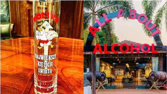 All about alcohol museum opened in goa