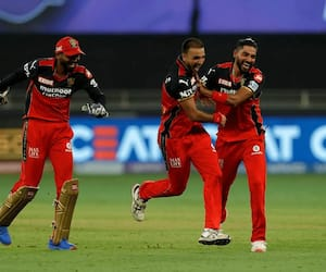 IPL 2021: RCB bowler Harshal Patel create new record with seasons first hat-trick in IPL