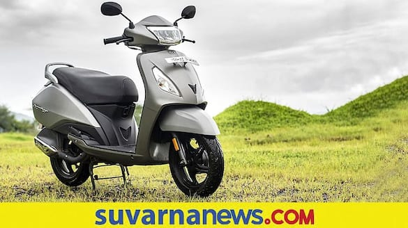TVS motor company plans to launch new scooter on October 7