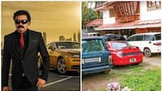 This is the secret of Monson Mavunkals luxury vehicles