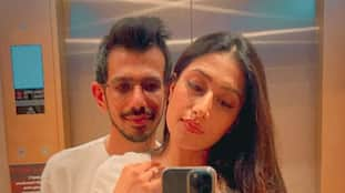 WATCH Yuzvendra Chahal's shares hilarious new reel to impress Dhanashree Verma-ayh