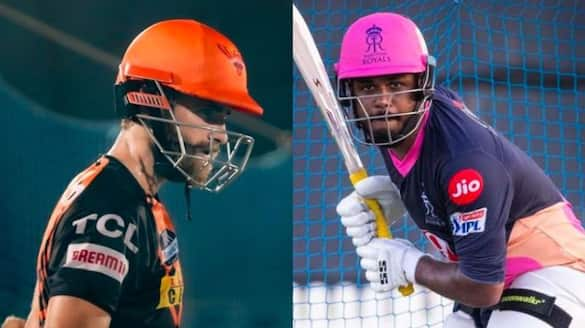 IPL 2021 Sunrisers Hyderabad won toss elected bat first against Rajasthan royals dubai ckm