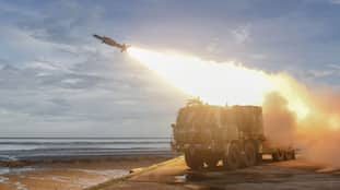 Akash 'Prime' missile successfully destroys its target (WATCH)