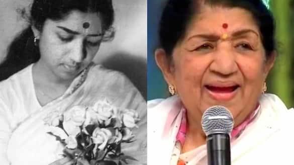 Happy birthday singer Lata Mangshkar