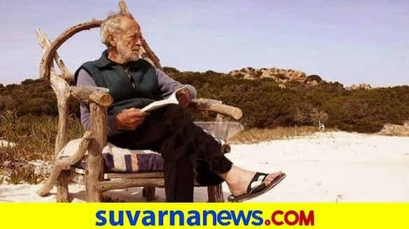 Man moves to the city at age 82 after spending 30 years alone on an island dpl