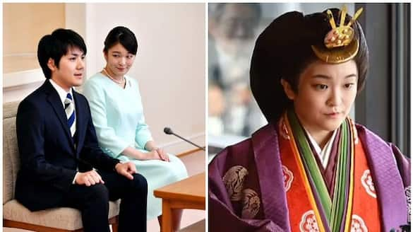 Japanese Princess Turns Down Rs 9.5 Crore Royal Pay Out So She Can Marry A Commoner mah