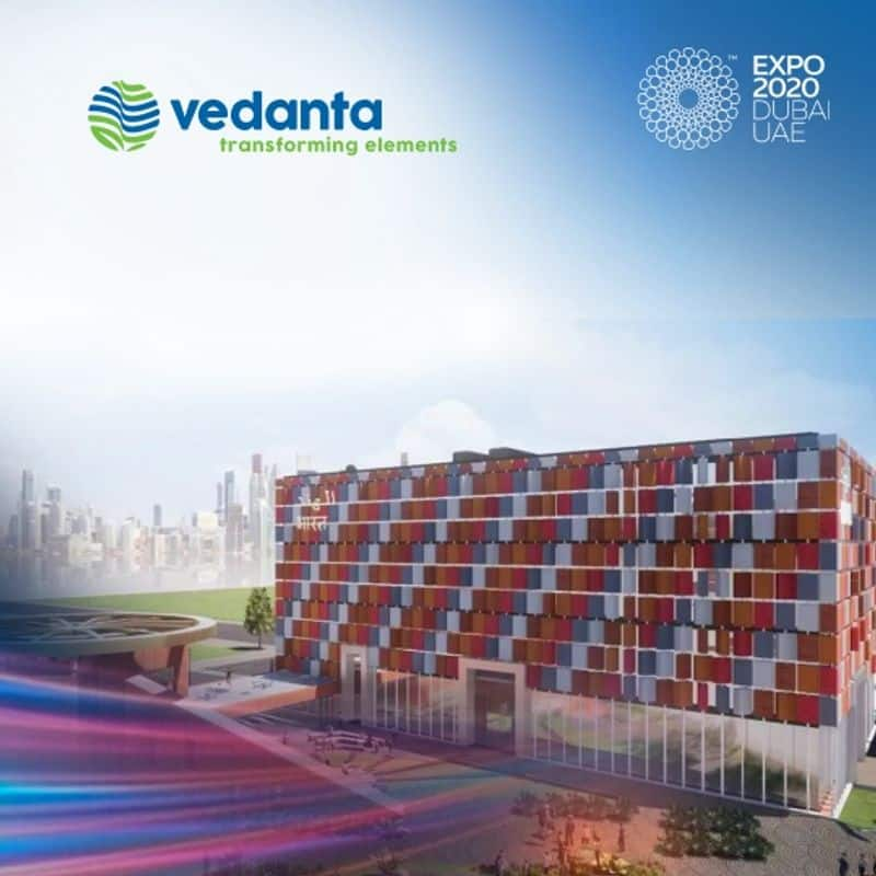 Vedanta partners with the Indian Government to showcase Indias Growth potential at Dubai Expo 2020
