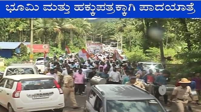 Various victims of water projects are still waiting for compensation at Shivamogga rbj