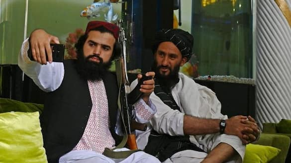 stop taking selfie with guns says afghan new defence minister to Taliban foot soldiers