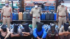 Andhra police arrest disel thiefs in three state border