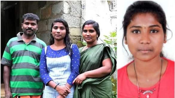 Shilpa from Idukki got First rank in ST section in LLB entrance examination