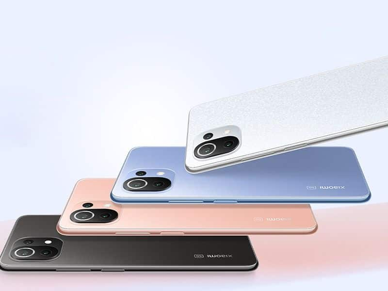 Xiaomi 11 Lite 5G NE series is going to sale from 2nd october 2021 in India