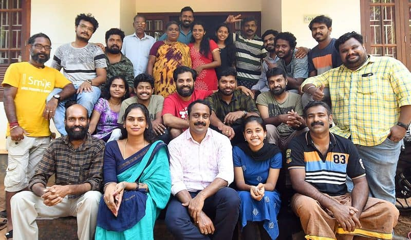 antharam malayalam movie shooting completed