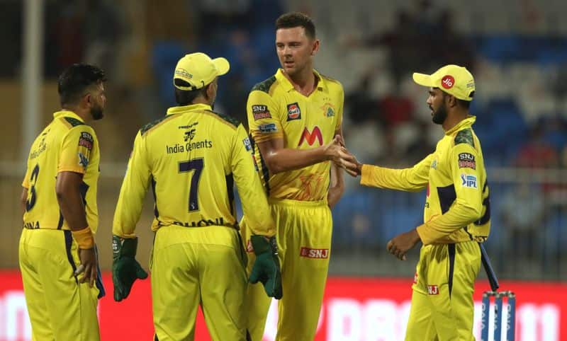 CSK beat SRH by 6 wickets in 2nd leg of IPL 2021 at UAE spb