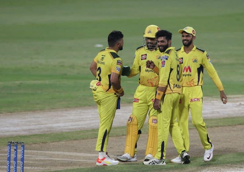 Sunrisers Hyderabad gave 135 runs target to Chennai Super Kings in IPL 2021 at UAE spb