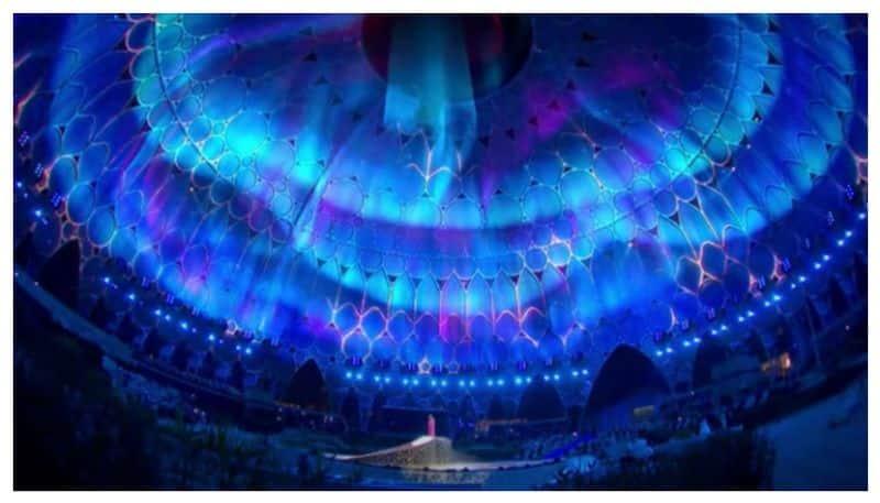 Dubai Expo 2020 grand opening ceremony