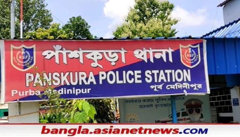 Police have arrested a maid on charges of physically abusing a child in East Midnapore RTB