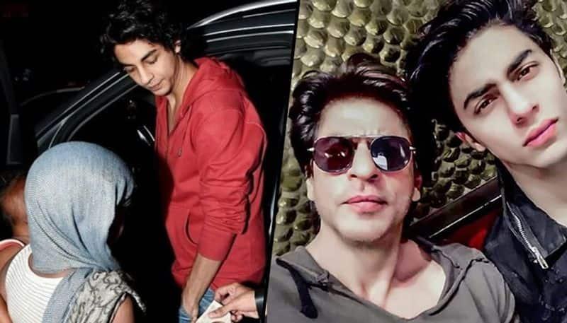Mumbai Drug ... Shah Rukh Khan son Aryan Khan arrested