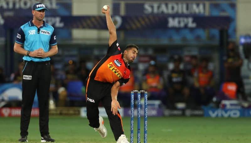 IPL 2021: Umran Malik's bowling action and run up reminds Waqar Younis says Kris Srikkanth