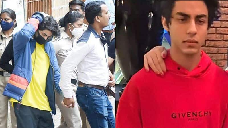 Here's what Shah Rukh Khan's son Aryan Khan ate in NCB custody; did the  star kid had roadside food? Read on