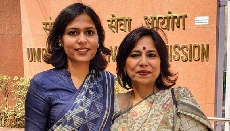 left 20 lakh rupees package job, Know about Isha Singh, Successful candidate of UPSC exam bpsb