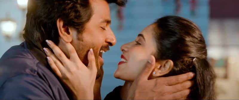 Sivakarthikeyan starring doctor movie Glimpse video of 'Chellama chellama' song create record