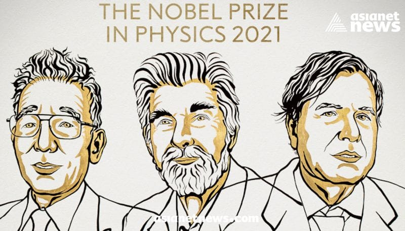 Nobel prize for physics share 3 scientist
