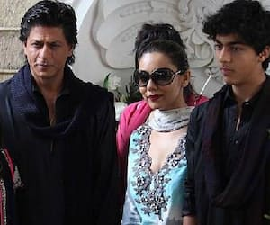 Bollywood is supporting shahrukh khan and his family silenty