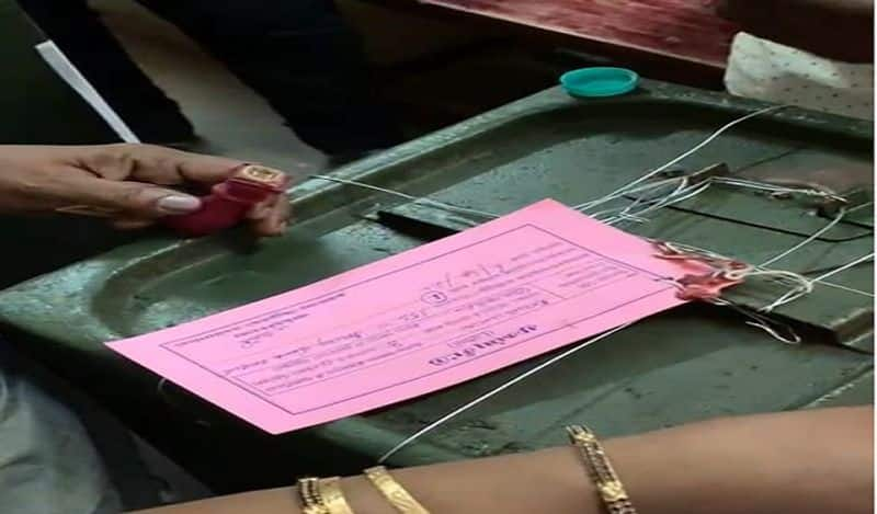 Local election counting starts