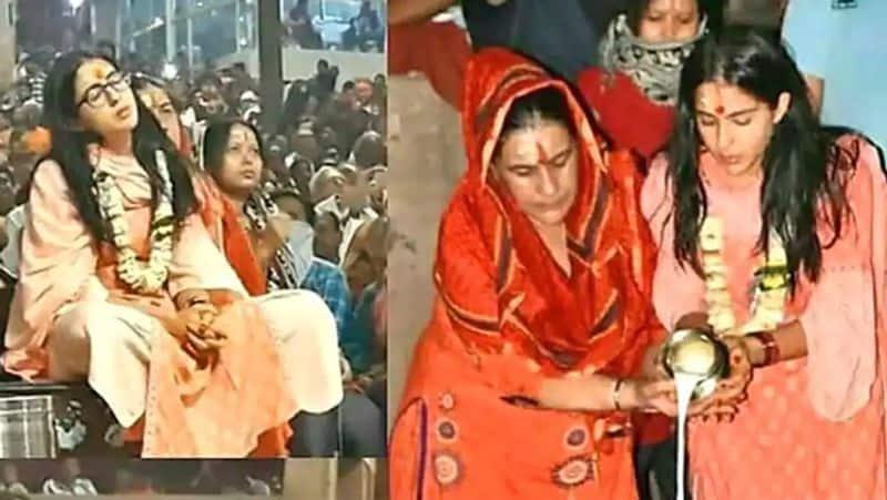 Sara Ali Khan spotted making rotis, people liked saif ali khan daughter desi style