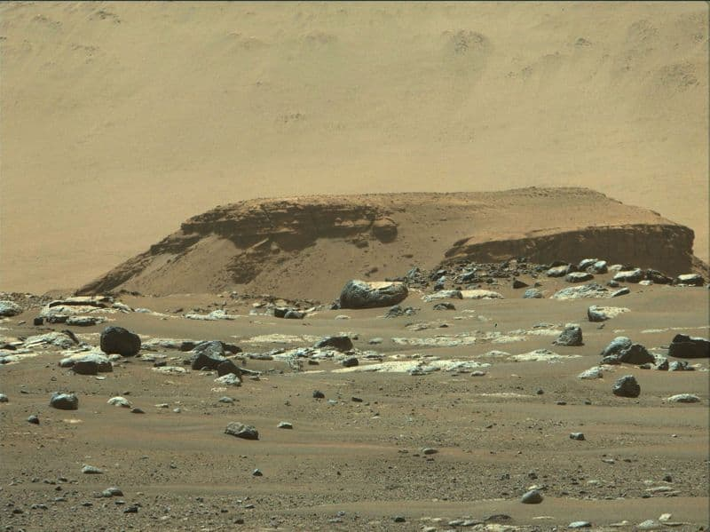 Nasa release new pictures of mars