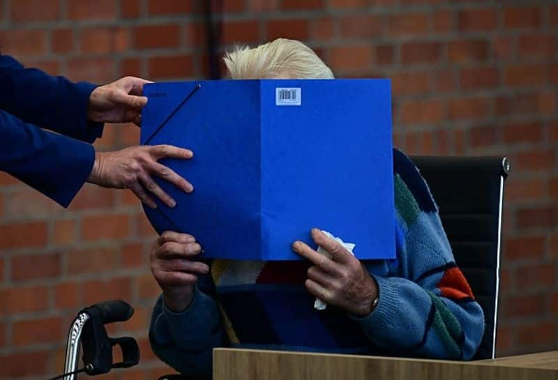 former concentration camp guard 100 year old has gone on trial