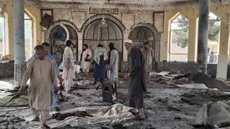100 dead, injured after blast hits Shiite mosque in Afghanistan Kunduz city bpsb