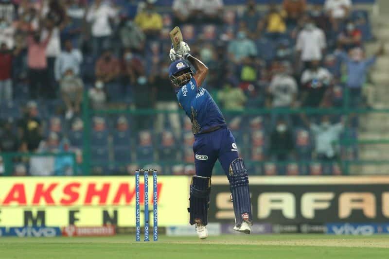 Mumbai Indians beat Sunrisers Hyderabad by 42 runs in IPL 2021 at UAE spb