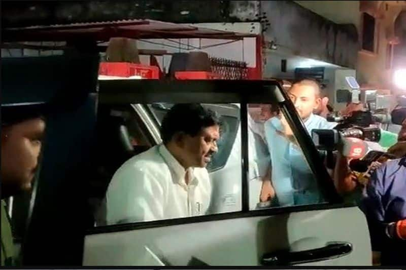 Lakhimpur violence - union minister son asis mishra presents for investigation