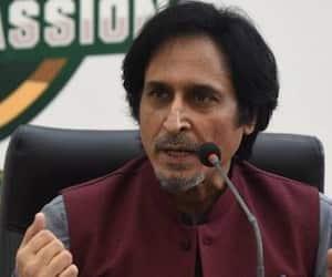 Pakistan will get blank cheque if they beat India said by PCB chief Ramiz Raja