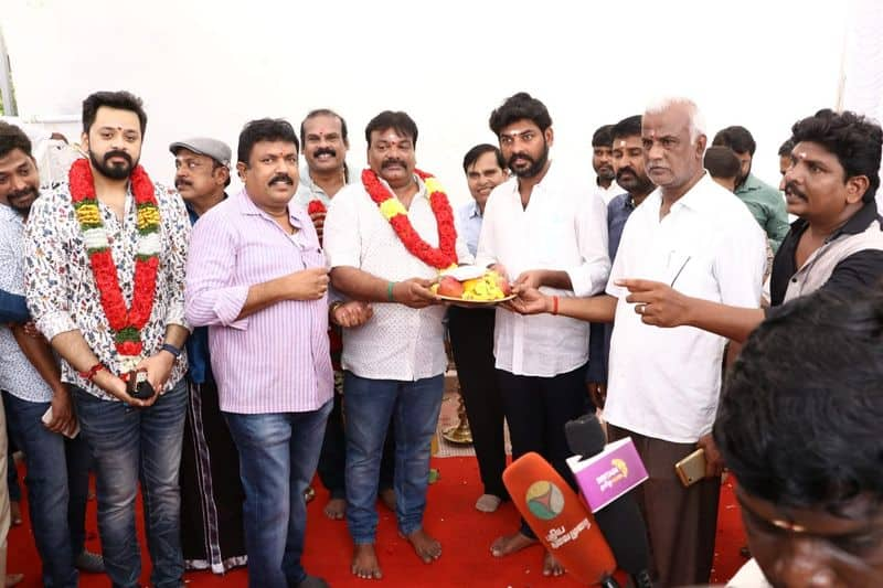 actor vimal turn to horrer movies directed by venkatesh
