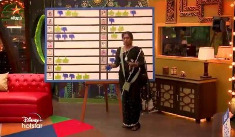 thamarai selvi emotinal crying speech in biggboss tamil 5 second promo