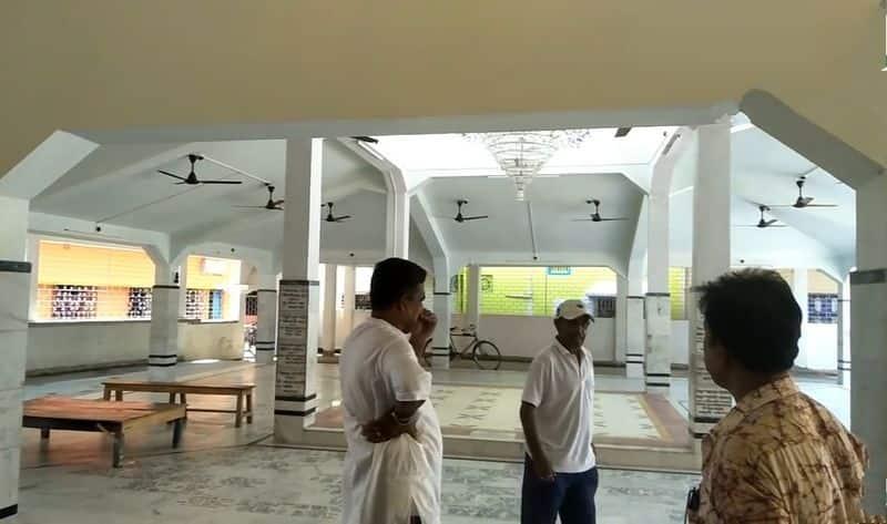 historic baroari pujo of Rani Bhabani at Azimganj in Murshidabad bmm