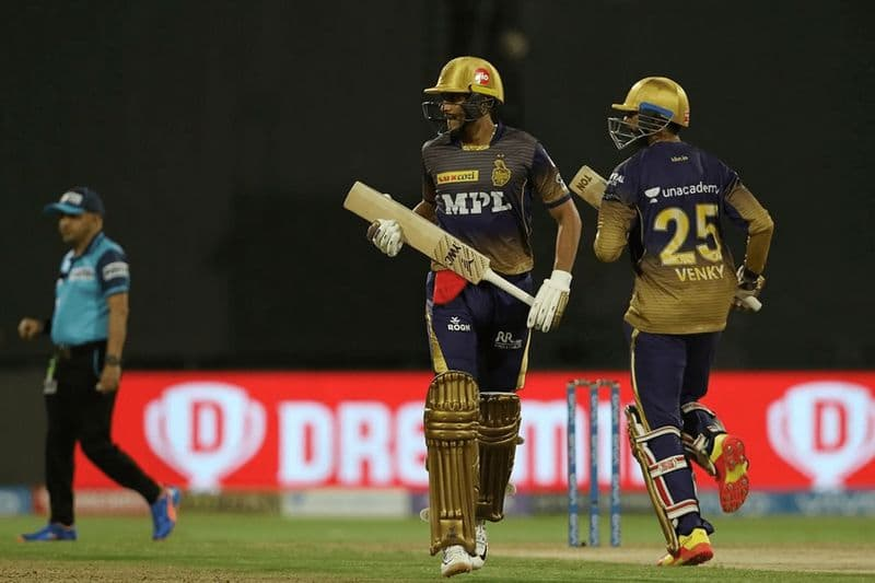 important Highlights of KKR vs RCB match in 2nd playoffs in IPL 2021 at UAE spb