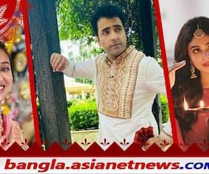 Exclusive 10 maha ashtami looks of tollywood stars in durga puja