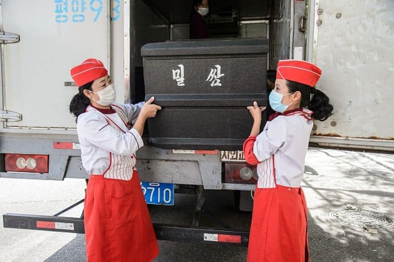 North Korea at risk of starvation un said