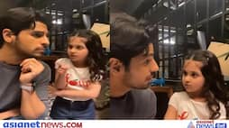 Viral video of Siddharth Malhotra recreating Shershaah scene with a little girl