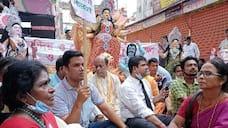 durga puja violence Bangladesh minorities call for countrywide hunger strike bsm