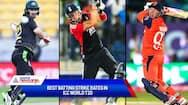 Best batting strike rates in ICC World T20-ayh